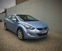 Hyundai Elantra 1.8 Gls/executive '11 - '14