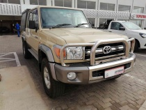 Toyota Landcruiser 79 4.0p P/u D/c '12 - Current