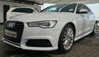 Audi A6 1.8t Fsi Stronic (40 Tfsi) '15 - Current