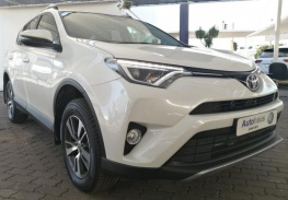 Toyota Rav4 2.0 Gx Cvt '19 - Current