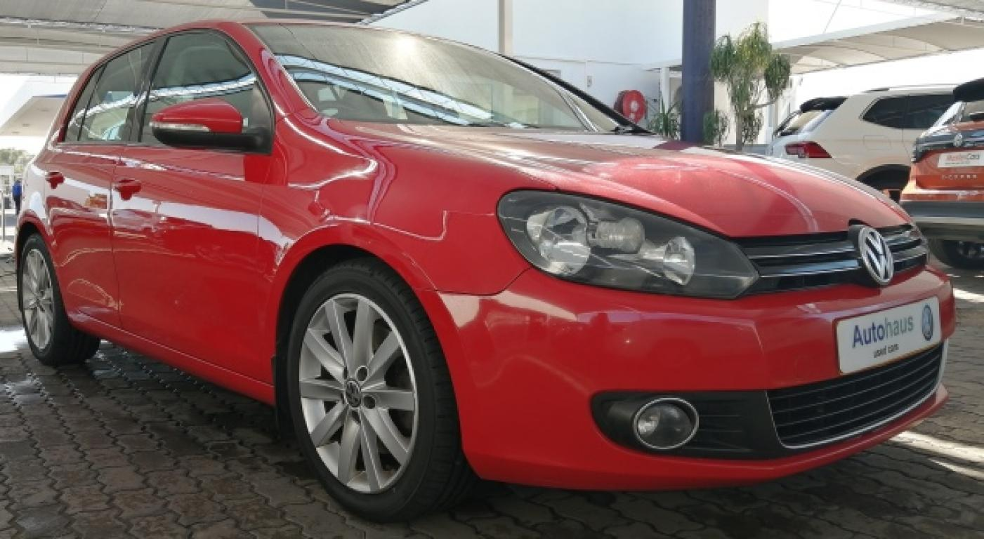 Volkswagen Golf Vi 1.4 Tsi Highline (118kw) '09 - '13