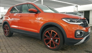 Volkswagen T-cross 1.0 Tsi Highline Dsg '19 - Current