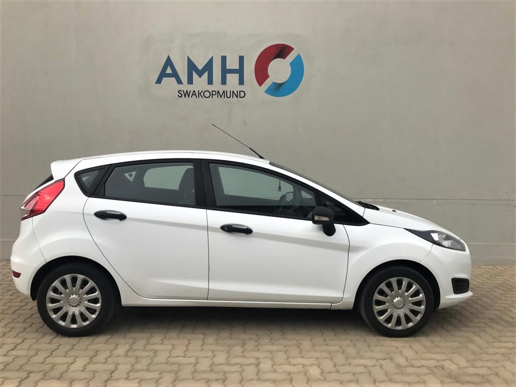 Ford Fiesta 1.4 Ambiente 5 Dr '13 - '18