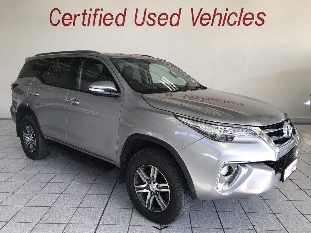 Toyota Fortuner 2.8gd-6 4x4 A/t '16 - Current