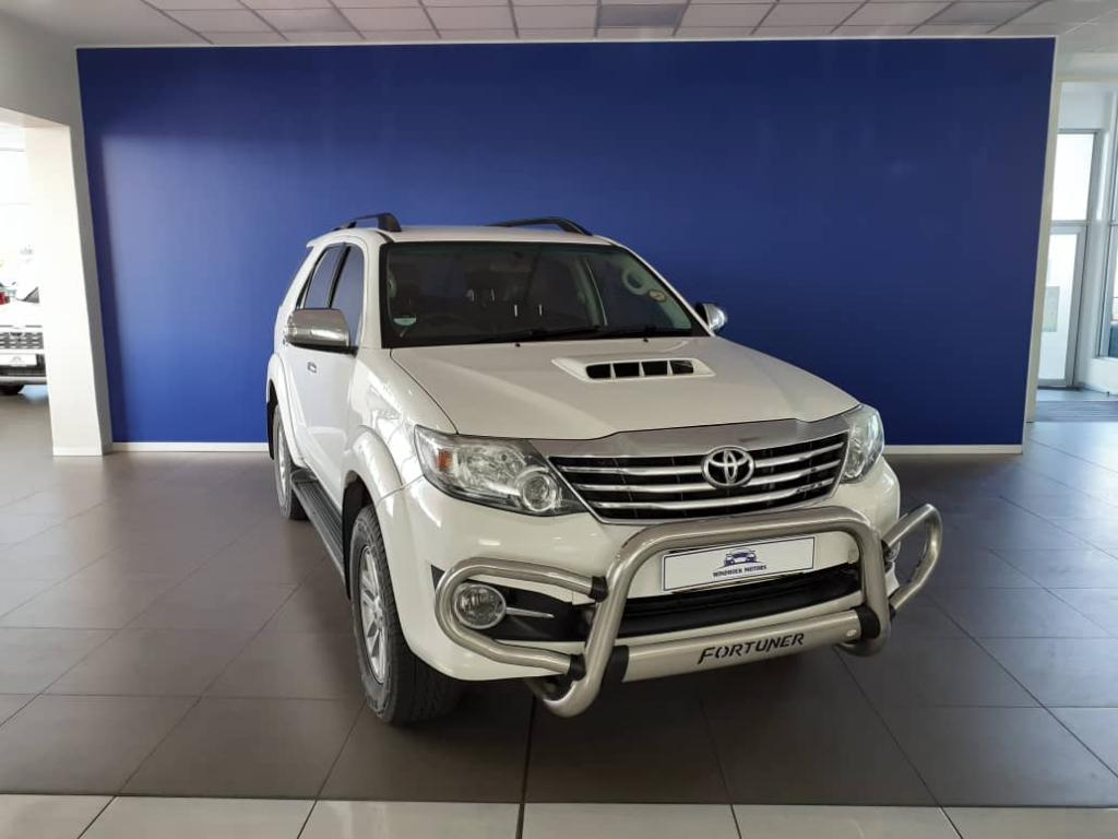 Toyota Fortuner 2.5d-4d Rb A/t '12 - '16