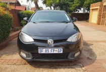 Mg Mg6 1.8t Deluxe  5dr '11 - '16
