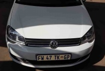 Volkswagen Polo Vivo Gp 1.4 Trendline '14 - Current