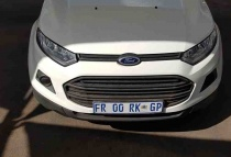 Ford Ecosport 1.5tivct Ambiente '13 - '18