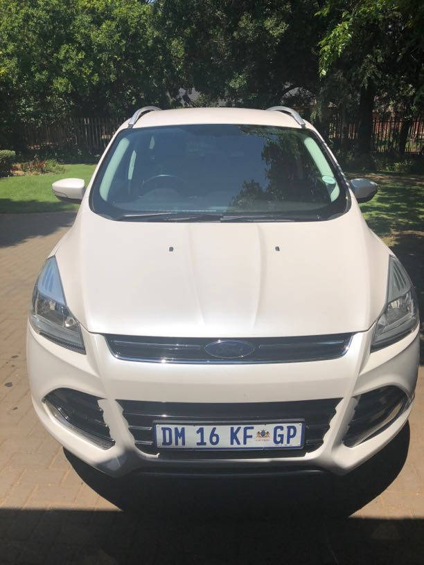Ford Kuga 1.6 Ecoboost Ambiente '13 - '15