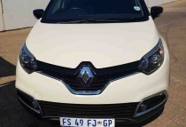 Renault Captur 900t Dynamique 5dr (66kw) '15 - Current