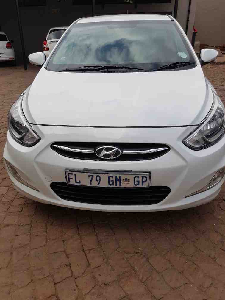 Hyundai Accent 1.6 Fluid 5dr '14 - Current