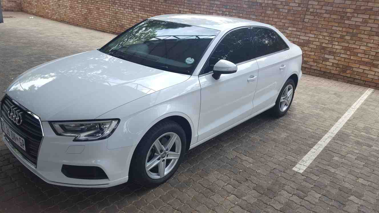 Audi A3 1.0t Fsi Stronic '16 - Current