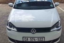 Volkswagen Polo Vivo Gp 1.4 Trendline Tip '14 - Current