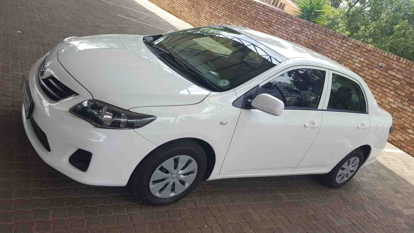 Toyota Corolla Quest 1.6 A/t '14 - Current