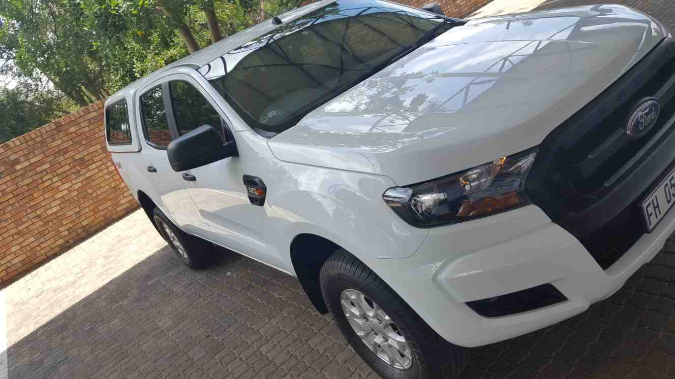Ford Ranger 2.2tdci Xl 4x4 A/t P/u D/c '16 - Current