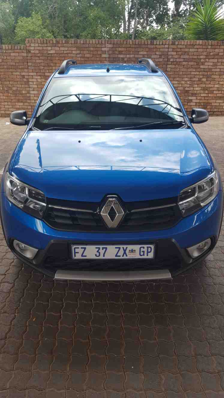 Renault Sandero 900t Stepway Expression '17 - Current
