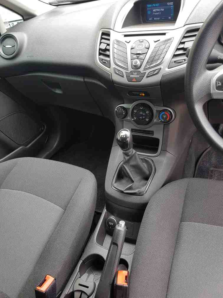 Ford Fiesta 1.4 Ambiente 5 Dr '13 - Current