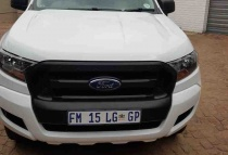 Ford Ranger 2.2 Tdci Xl Plus 4x4 P/u D/c '14 - '16