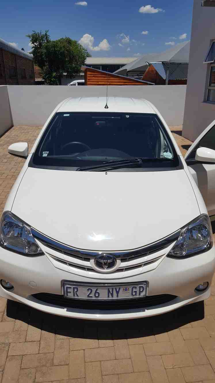 Toyota Etios 1.5 Xs/sprint 5dr '12 - Current