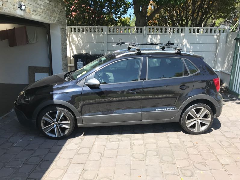 Volkswagen Polo 1.6 Tdi Cross '10 - '14