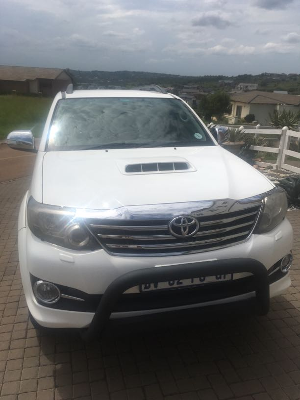 Toyota Fortuner 3.0d-4d R/b A/t '11 - '16