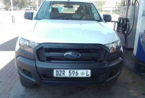 Ford Ranger 2.2tdci P/u D/c '15 - Current