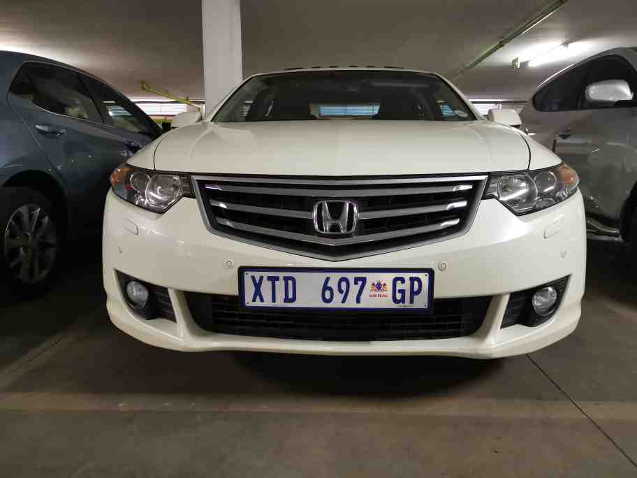 Honda Accord 2.4 Executive A/t (2008-05/2014-06)