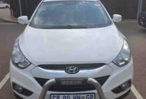 Hyundai Ix35 2.0 Gls/executive A/t (2010-05/2014-01)