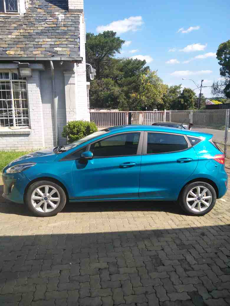 Ford Fiesta 1.0 Ecoboost Ambiente 5dr (2015-11/2018-05)