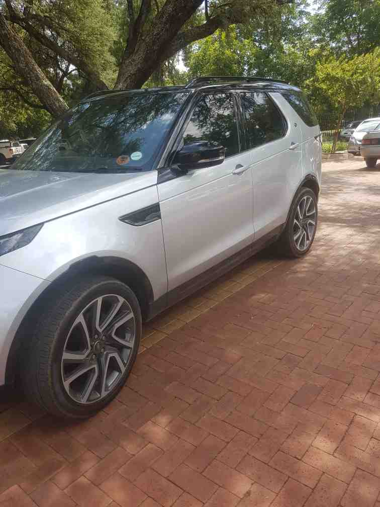 Land Rover Discovery 3.0 Td6 First Edition (2017-03/2019-01)