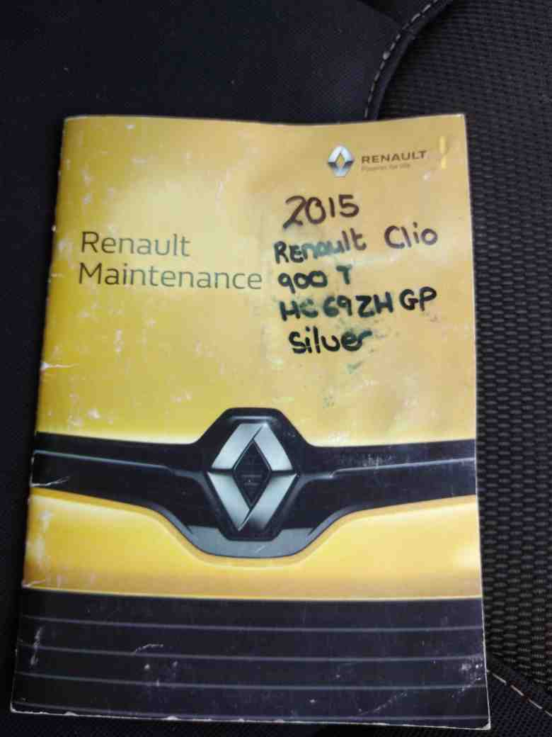Renault Clio Iv 900 T Expression 5dr (66kw) (2013-04/current)
