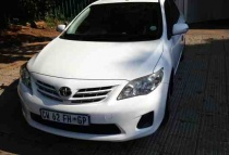 Toyota Corolla 1.6 Advanced A/t (2010-07/2014-02)
