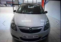 Opel Corsa 1.4 Sport 3dr S/roof (2007-09/2010-06)