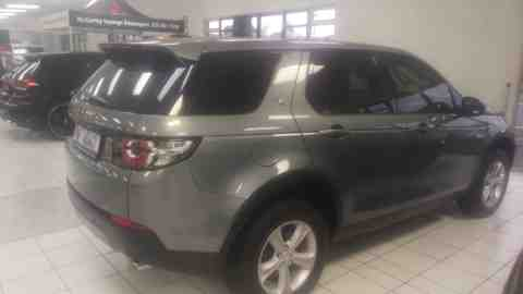 Land Rover Discovery Sport 2.2 Sd4 Se (2015-04/2017-12)