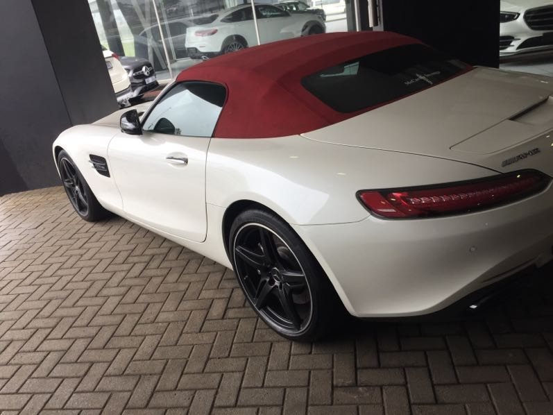 Mercedes-benz Amg-class Amg Gt 4.0 V8 Coupe (2015-02/2019-05)